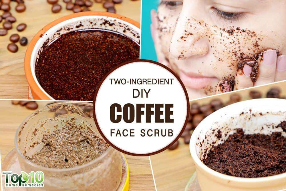 coffee-face-scrub-homemade