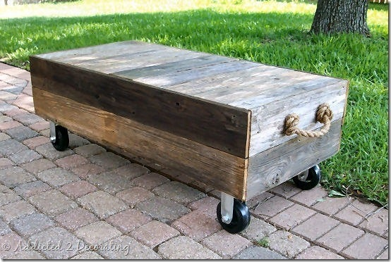 diy factory cart style coffee table_thumb