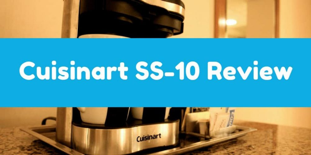 Cuisinart SS-10 Review – Is It Worth the MONEY? (2019)