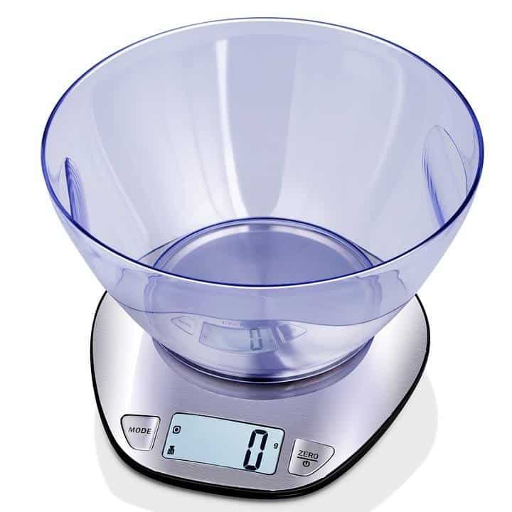 Kitchen Scales Electronic