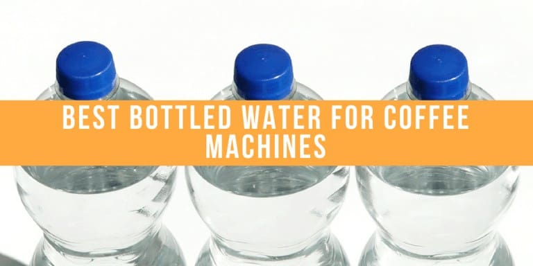 Best Bottled Water for Coffee Machines
