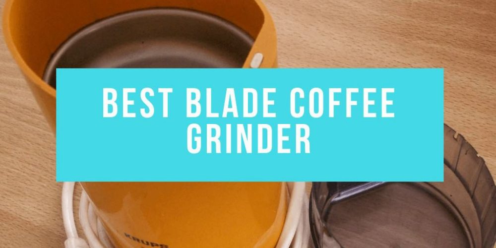 Best Blade Coffee Grinder – Top 7 Picks (2019 Updated)