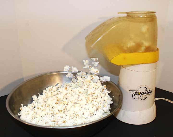 Best Popcorn Popper for Roasting Coffee Hot Air Poppers