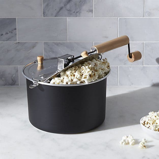 Best Popcorn Popper for Roasting Coffee Stove Top Poppers