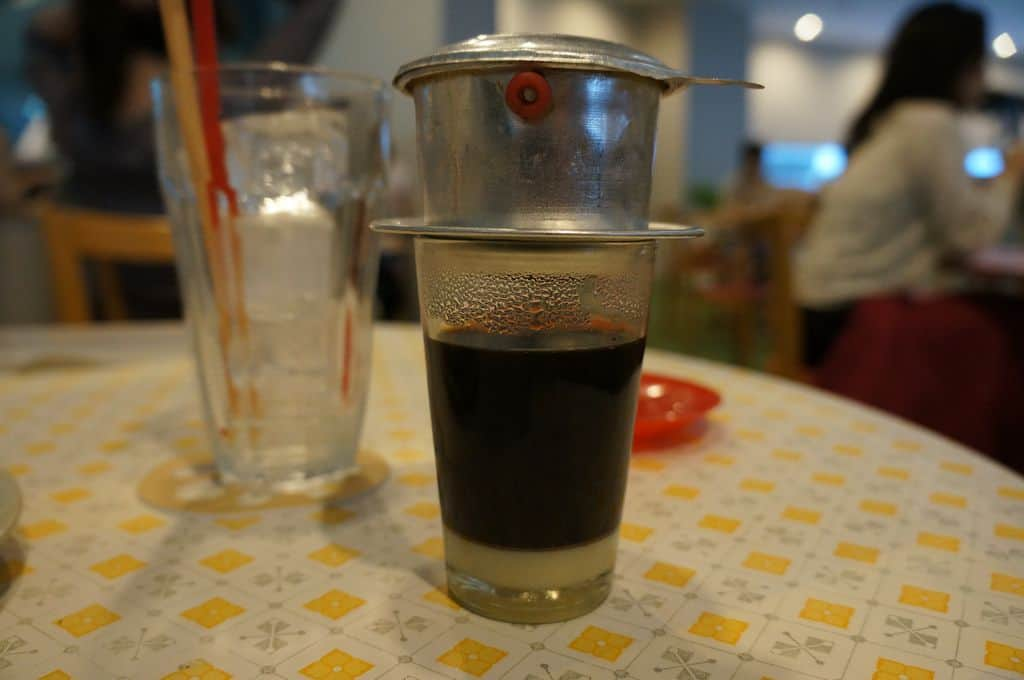 Vietnam coffee culture