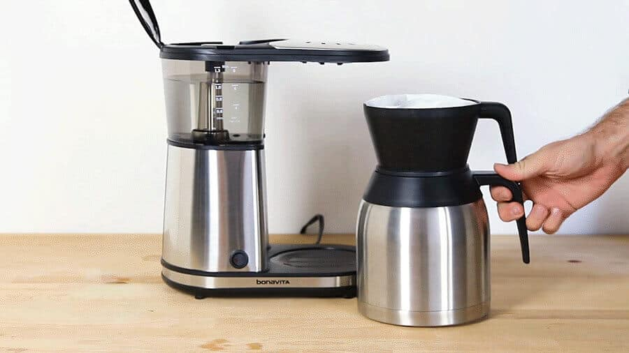 Carafe To Keep Coffee Hot review