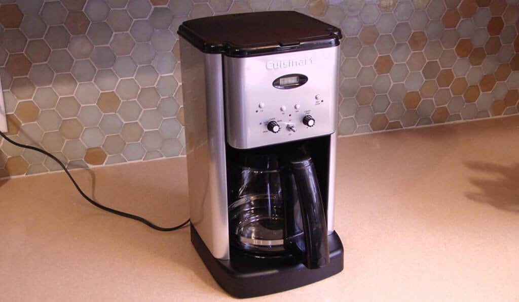 coffee maker clean