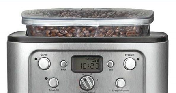 Best grind and brew coffee maker hopper