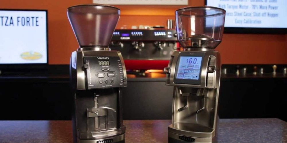Baratza Forte AP Commercial Coffee Grinder Review (2019)