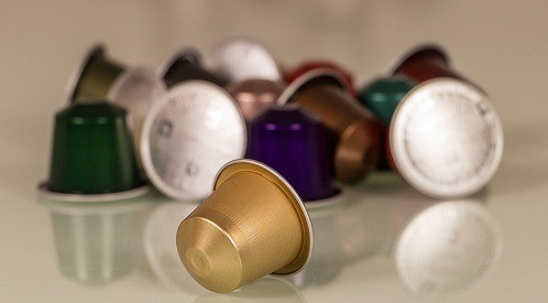 Coffee Capsule Aluminium Coffee Nespresso