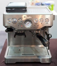 Best grind and brew coffee maker Reviews Breville BES870XL