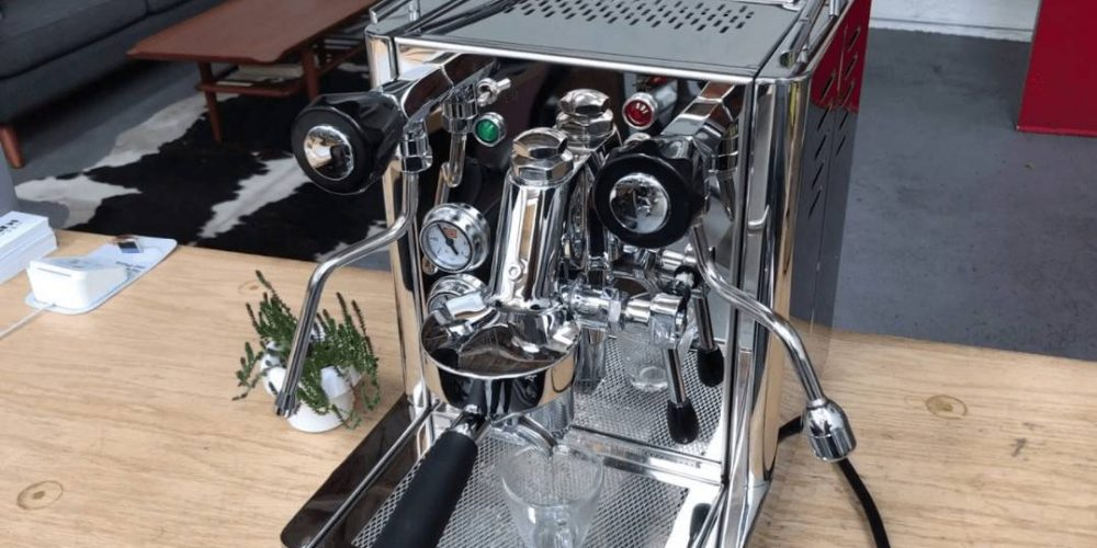 Quickmill Andreja Premium Espresso Machine Review (2019)