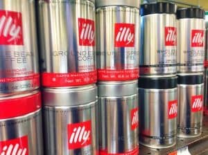 Best coffee beans for French Press illy Coffee