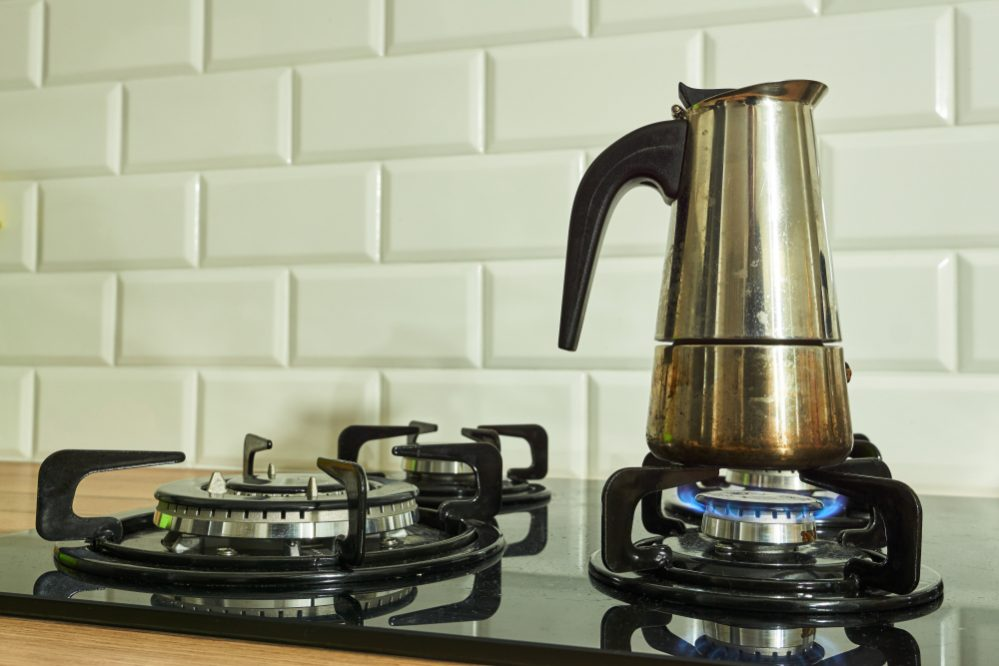 Remove Coffee From The Heat Source