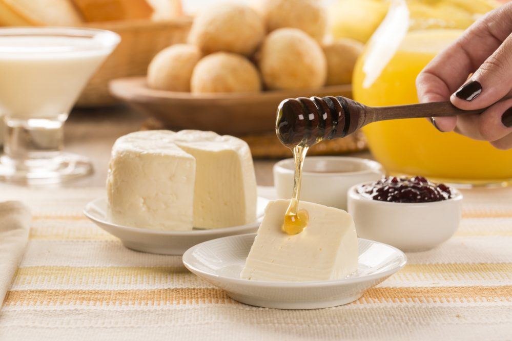 suggestions for serving ricotta salata